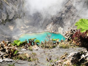 The Volcán. (photo/Courtney Minson)